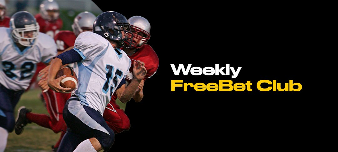 NFL Weekly FreeBet Club